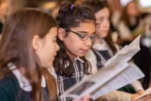 Choir-practice