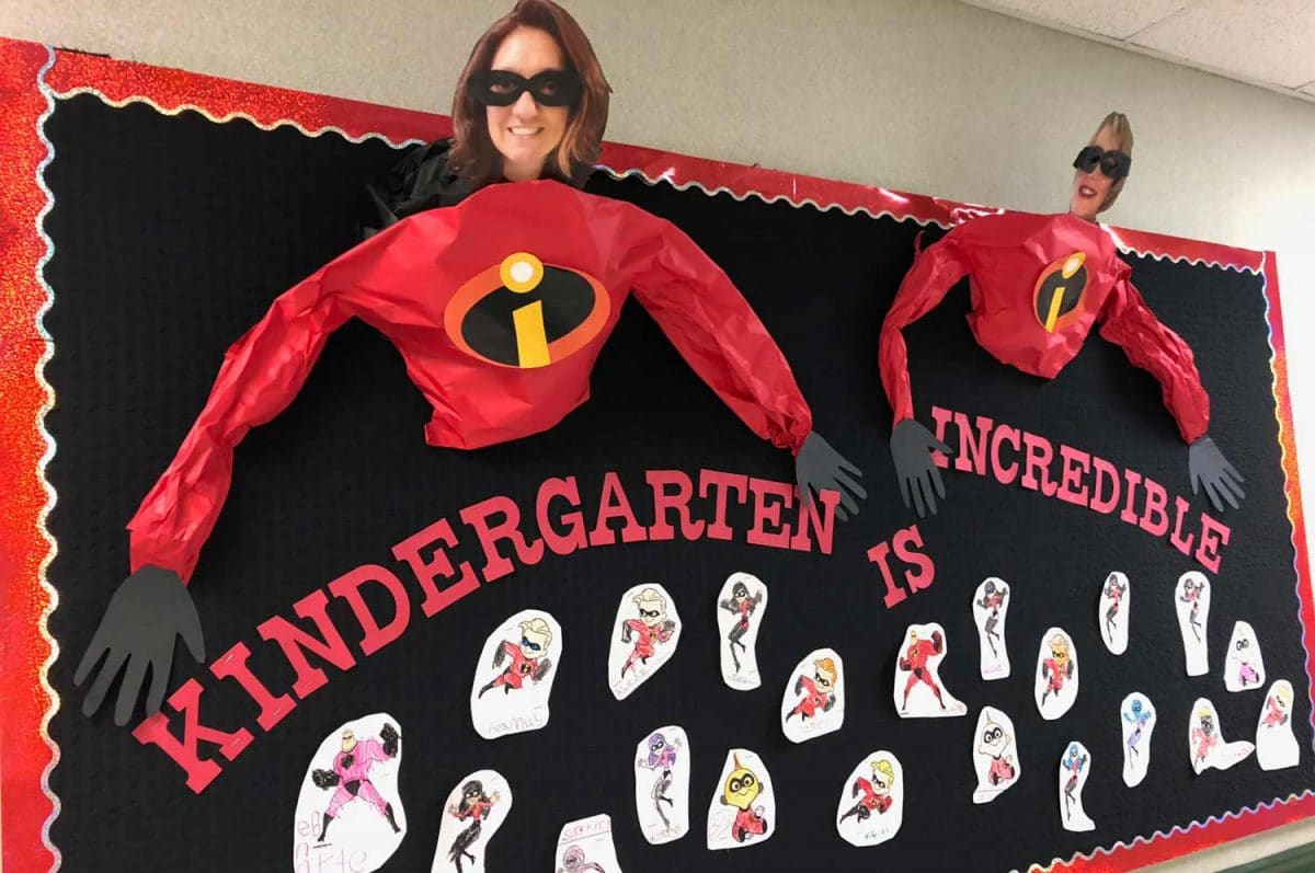 Kindergarten-Incredibles